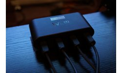 Wii U: quelques détails et photos de l'adaptateur de la manette GameCube