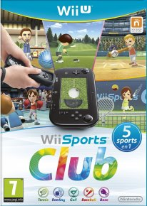 Wii Sports Club jaquette