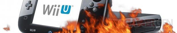 Wii U console feu situation 1