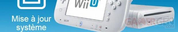 Wii U mise a jour banniere systeme