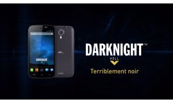 wiko darknight terriblement noir head