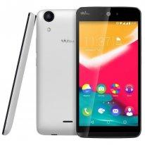 Wiko Rainbow Jam 4G 8 Go Blanc Android 5.1