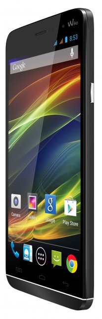 Wiko SLIDE black 3quart