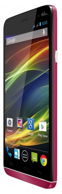 Wiko SLIDE pink 3quart