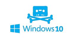 windows 10 pirate