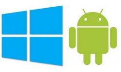 windows phone andro