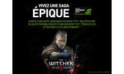 witcher 3 wild hunt offert carte graphique nvidia gtx