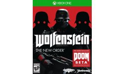 wolfenstein the new order cover jaquette boxart us xboxone