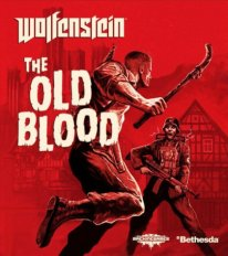 Wolfenstein The Old Blood cover