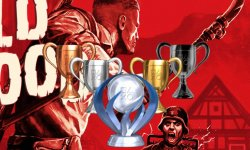 Wolfenstein The Old Blood trophees ps4