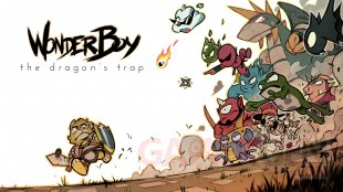 Wonder Boy The Dragon's Trap 04 06 2016 art