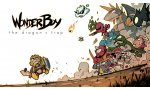 wonder boy the dragon trap enfin date sortie ps4 xbox one switch mais pc