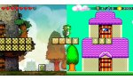 wonder boy the dragon trap un mode retro 8 bit devoile video