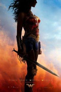 Wonder Woman 23 07 2016 poster