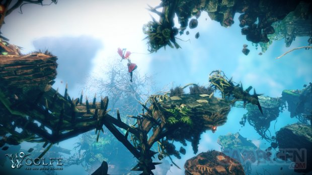 Woolfe The Red Hood Diaries captures Steam Access Anticipe 4