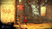 Woolfe   The Redhood Diaries captures 2