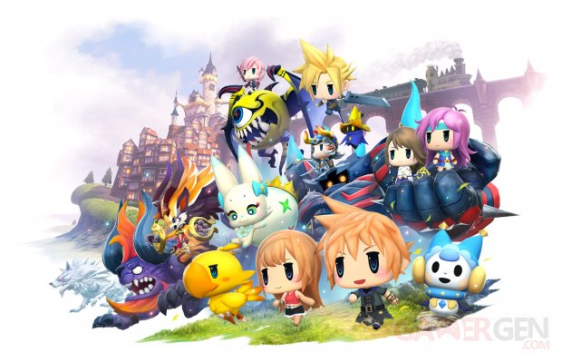 World of Final Fantasy 26 12 2015 art 1