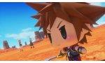 World of Final Fantasy : le DLC avec l'invocation Sora lancé en vidéo, mais seulement pour un temps limité