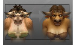 world of warcraft wow warlord draenors taurene