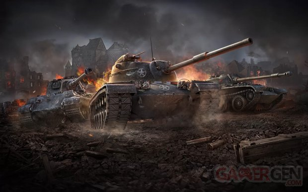 WoT World of Tanks Blitz crop
