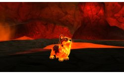 wow world of warcraf 10 ans pet chien corgi magma