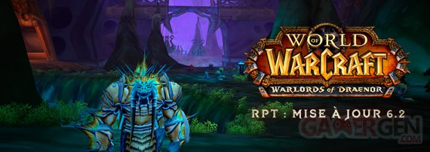 wow world warcraft warlords draenor ptr 6.2