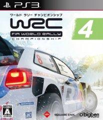 WRC 4 jaquette