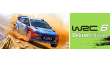 WRC 6 Deluxe Edition