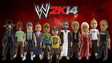 WWE 2K14 avatar Xbox 22-10-2013