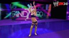 WWE 2K14 Summer Rae 21-10-2013