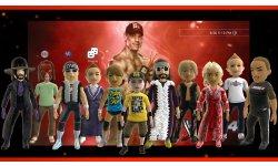 WWE 2K14 theme dynamique ps3 avatar xbox 360 22 10 2013