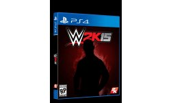 WWE 2K15 jaquette personnage mystere