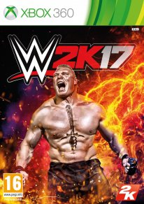 WWE 2K17 jaquette (2)