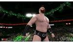 WWE 2K17 : vidéo de Bill Goldberg et 28 nouveaux combattants pour le roster