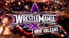 WWE Logo Wrestlemania 30 XXX (2)
