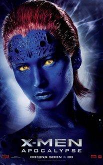 X Men Apocalypse Poster Affiche Promo Cinéma (1)