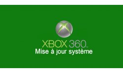 Xbox 360 mise a jour MaJ update 01.04.2014
