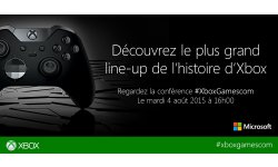 Xbox gamescom 2015 rendez vous