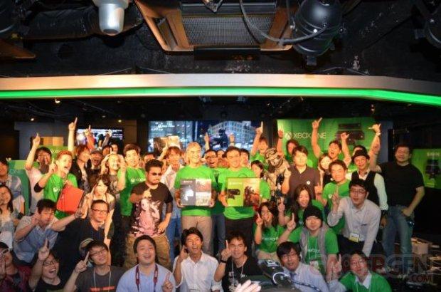 Xbox Japon lancement