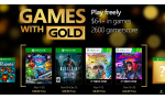 xbox live games with gold jeux gratuits xbox one xbox 360 novembre 2016