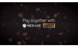 Xbox Live Gold head