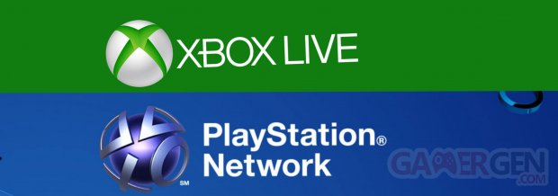 Xbox Live PSN PlayStation Network (2)