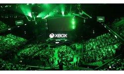Xbox Microsoft Conference E3 vignette