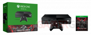 Xbox One 10 07 2015 bundle Gears of War Ultimate Edition (2)
