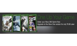 xbox one 360 amazon promotion offre
