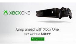 Xbox One baisse de prix   UK