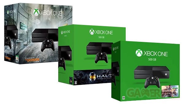 Xbox One Baisse du prix Japon