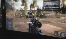 xbox one battlefield 4 off screen