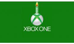 Xbox One birthday anniversaire image