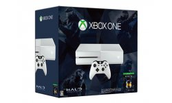 Xbox One blanche pack Halo Japon